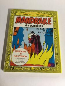 Mandrake The Magician Golden Age Of Comics 7 Oversized HC Hardcover B19
