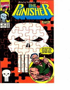 Lot Of 2 Comic Books Marvel Punisher #38 and #40 Thor Ironman   ON10