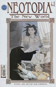 Neotopia Vol. 4: The New World #1 VF/NM; Antarctic | save on shipping - details