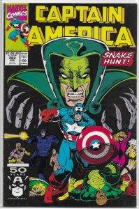 Captain America   vol. 1   #382 FN