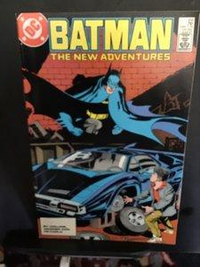 Batman #408 (1987)  high-grade Joker key! New origin Jason Todd Robin! NM-