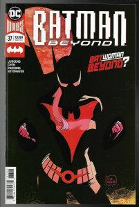 BATMAN BEYOND (2016 DC) #37 2ND PRINT First Batwoman