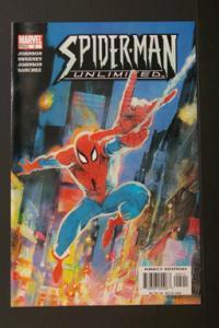 Spider-Man Unlimited #5 November 2004
