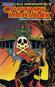 Captain Harlock #2 VF/NM; Eternity | save on shipping - details inside