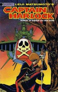 Captain Harlock #2 VF/NM; Eternity | save on shipping - details inside
