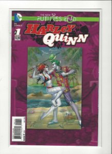 Harley Quinn #1 Futures End Joker Lenticular 3-D  Cover  DC Comics NM/M
