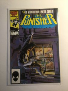 Punisher 4 Near mint- nm- 9.2 Marvel