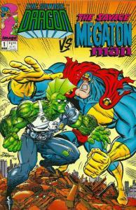 Savage Dragon (1992 series) vs. Savage Megaton Man #1, NM