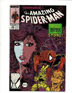 Amazing Spider-Man # 309 NM Marvel Comic Book Venom Todd McFarlane DS4