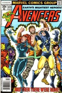 Avengers (1963 series) #173, VF+ (Stock photo)