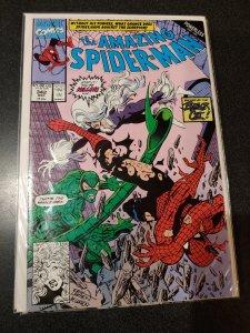 THE AMAZING SPIDER-MAN #342 ERIK LARSEN