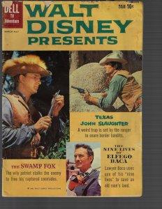 Walt Disney Presents #3 (Dell, 1960)