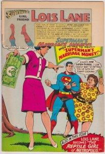 Superman's Girlfriend Lois Lane #61