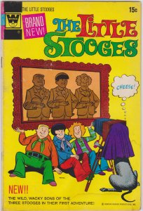The Little Stooges #1 (1972)