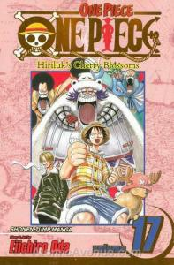 One Piece #17 (2nd) VF/NM; Viz | save on shipping - details inside