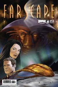 Farscape (2nd Series) #6B VF/NM; Boom!   save on shipping - details inside