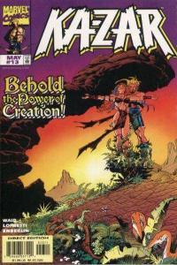 Ka-Zar (1997 series) #13, NM (Stock photo)