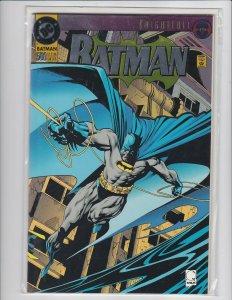 Batman #500 - Prestige Edition - Knightfall - Bane - Near Mint