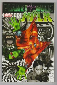 SHE-HULK - PLANET WITHOUT A HULK / TRADE PAPERBACK 2007 MARVEL COMICS