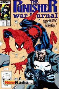 Punisher War Journal (1988 series) #15, VF+ (Stock photo)