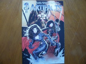 Near-Mint Top Cow Universe ARTIFACTS #2 Comic (2010) Origin The Darkness Marz