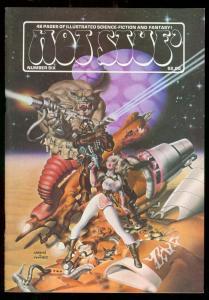 Hot Stuf' #6 1977- Ernie Colon- Rich Larson- Tim Boxell NM-
