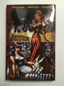 Grimm Fairy Tales Eacape From Wonderland Tpb Hardcover Hc Near Mint Nm Zenescope