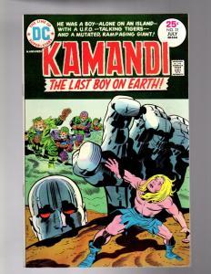 KAMANDI 31  VERY GOOD PLUS  July 1975