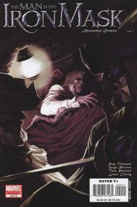 Marvel Illustrated: The Man in the Iron Mask #2 VF/NM; Marvel   save on shipping