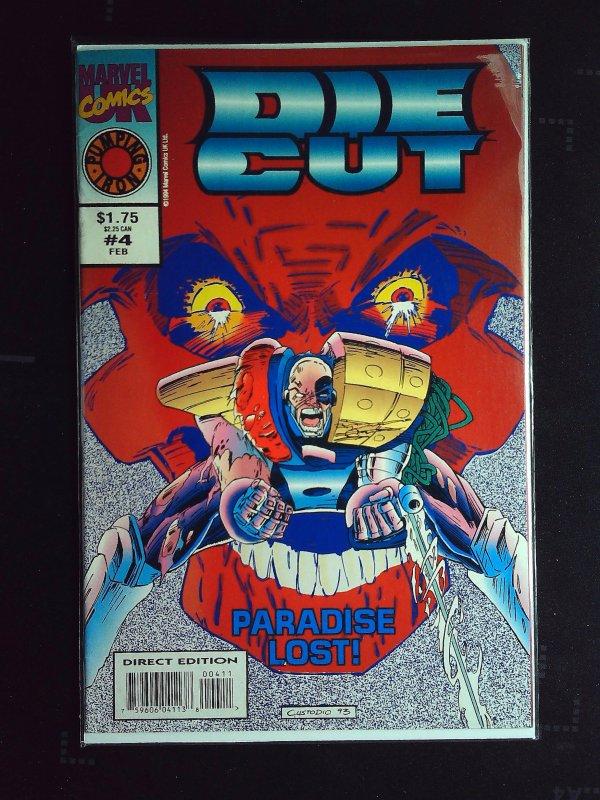 Die-Cut (UK) #4 (1994)