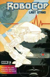 Robocop: Last Stand #3 VF/NM; Boom! | save on shipping - details inside