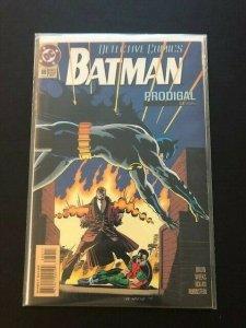 Detective Comics BATMAN #680 Prodigal Seven  VF/NM  (A151)
