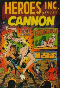 Heroes, Inc. Presents Cannon #1 FN; Armed Services | save on shipping - details
