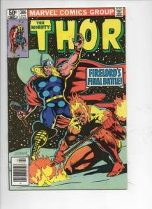 THOR #306 VF/NM God of Thunder FireLord 1966 1981, more Thor in store