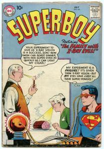 Superboy 66 Jul 1958 GD-VG (3.0)