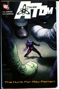 The All New Atom: Hunt for Ray Palmer!-Gail Simone