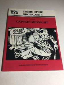 Comic Strip Showcase 4 Nm Near Mint Arcadia Publications