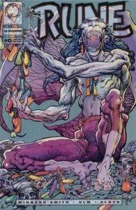 Rune (1994 series) #0, NM (Stock photo)