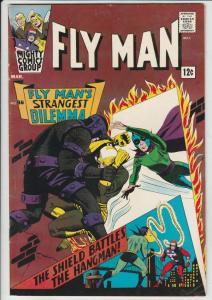 Fly Man #36 (Mar-66) FN/VF+ High-Grade The Fly, Fly-Girl
