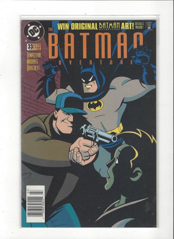 Batman Adventures #33 VF