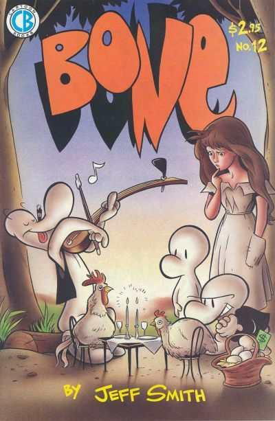 Bone #12, NM- (Stock photo)