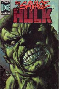Savage Hulk (1996 series) #1, NM (Stock photo)