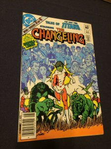 Tales of the New Teen Titans #3 VF/NM The Changeling (1982) DC Comics