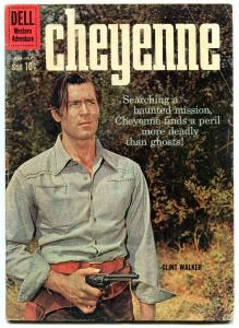 Cheyenne #16 1960 -Dell Western Clint Walker VG