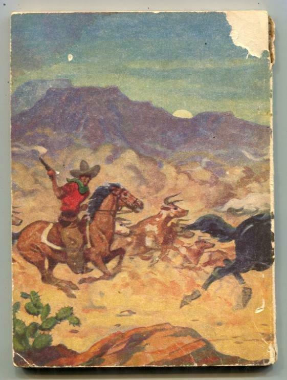 Bobby Benson and the Lost Herd 1936- radio promo
