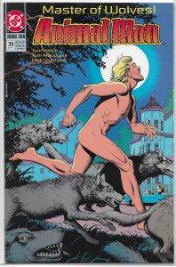 Animal Man   vol. 1   #39 FN