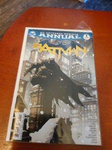 Batman Annual #1 (2017)
