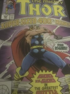 Marvel Thor #400 Super Sized Issue Mint