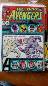 AVENGERS, THE #253 (Marvel,1985) Condition VF/NM