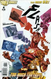 Flash, The (4th Series) #4 VF; DC | save on shipping - details inside